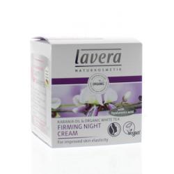 Nightcream firming karanja oil & white tea