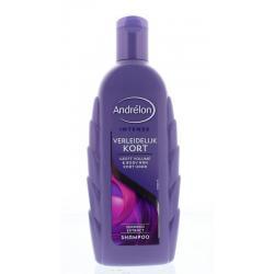 Shampoo verleidelijk kort