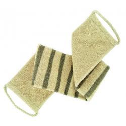 Massage band gestreept linnen / katoen