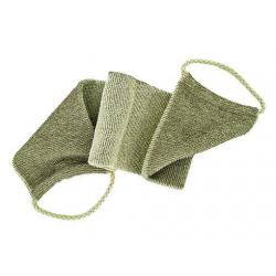 Massage band tweezijdig linnen / badstof