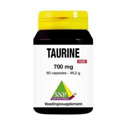 Taurine 700 mg puur