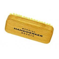 Nagelborstel handwerker beukenhout sisal haren