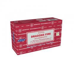 Wierook dragons fire