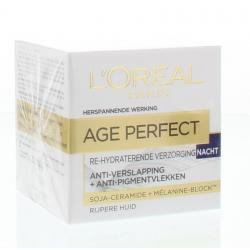 Dermo expertise age perfect nachtcreme