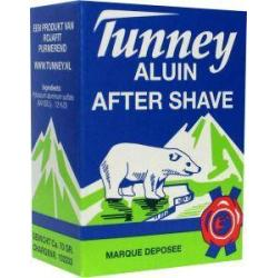 Aluinblokje after shave