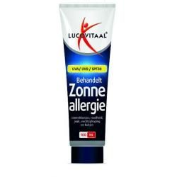 Zonneallergie creme