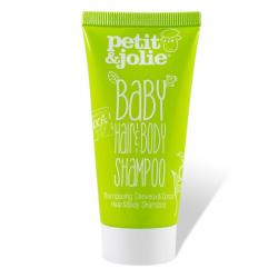 Baby shampoo hair & body mini