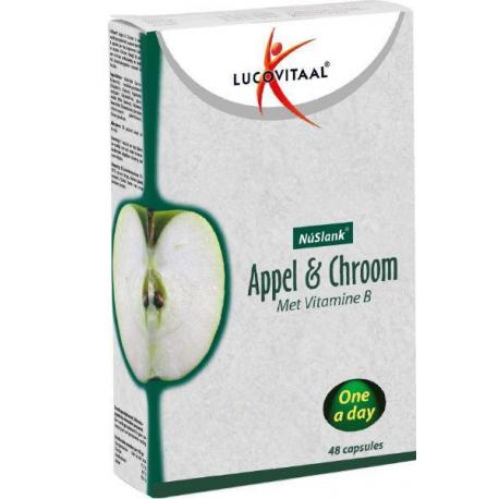 Appel & chroom vitamine B