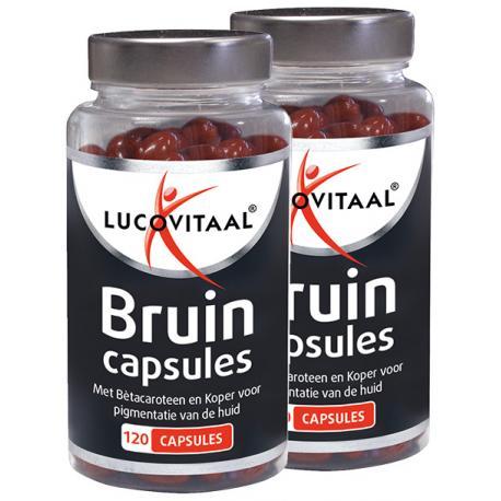 Bruin 2 x 120 capsules