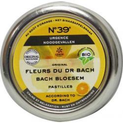 Bach bloesems pastille noodgevallen nr 39