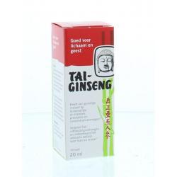 Tai Ginseng elixer