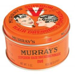 Superior hair pomade