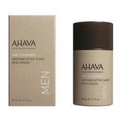 Men aftershave moisturizing