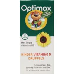 Kinder natuurlijk vitamine D druppels