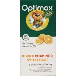 Kinder natuurlijk vitamine D smelttablet