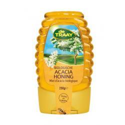 Acaciahoning knijpfles bio