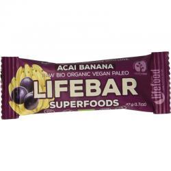 Lifebar plus acai banana bio