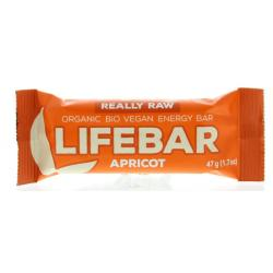 Lifebar abrikoos bio