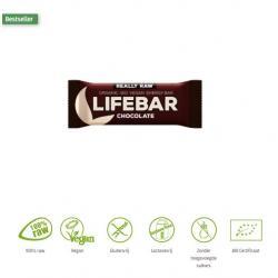 Lifebar chocolade bio