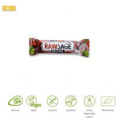 Rawsage original hartige snackreep bio