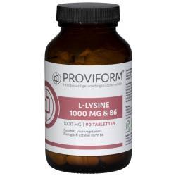L-Lysine 1000 mg & B6