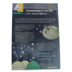 Aromalogica flyer/folder