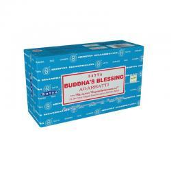 Wierook Buddhas blessing