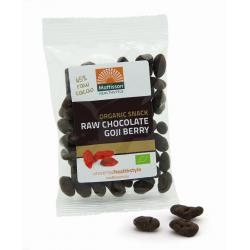 Goji snack raw chocolate