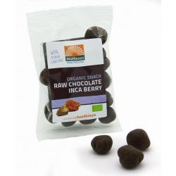 Incabes snack raw chodolade