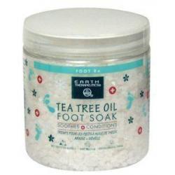 Foot soak zout tea tree