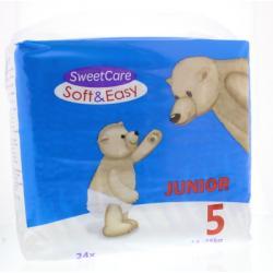 Luiers soft & easy junior nr 5 11-25kg