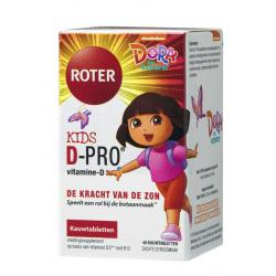 D-Pro kids kauwtabletten