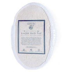 Loofah puff spons 15 x 11 x 5cm