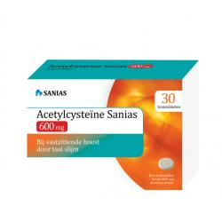 Acetylcysteine 600 mg