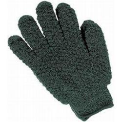 Scrub hydro handschoen donker groen