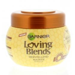 Loving blends masker honinggoud