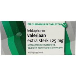 Valeriaanextract 125mg