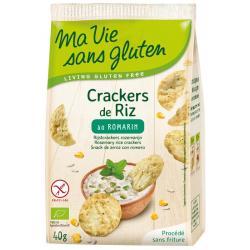 Rijstcrackers rozemarijn