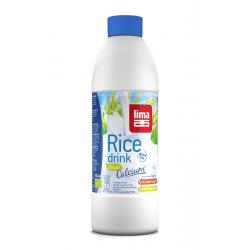 Rice drink natural calcium bottle bio