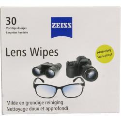 Brillenpoetsdoekjes Lens wipes