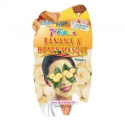 7th Heaven gezichtsmasker banana & honey