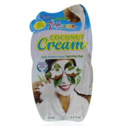 7th Heaven gezichtmasker creamy coconut