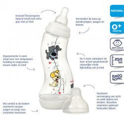 S-fles woezel & pip 250 ml