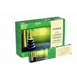 Wierook goloka aromatherapy lemongrass