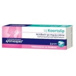 Aciclovir creme 50 mg