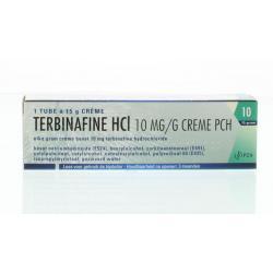 Terbinafine creme 10 mg