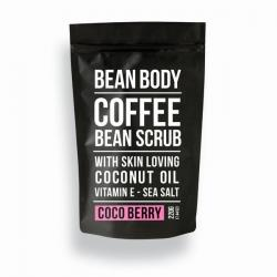 Coffee bean scrub coconutberry