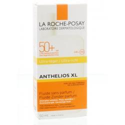 Anthelios fluid ultra light zonder parfum F50+
