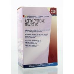 Acetylcysteine 200 mg poeder