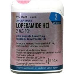 Loperamide HCL 2 mg click